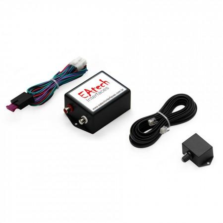 conversor RCA 2 canais BASS CONTROL