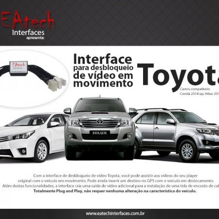 folder desbloqueio Toyota